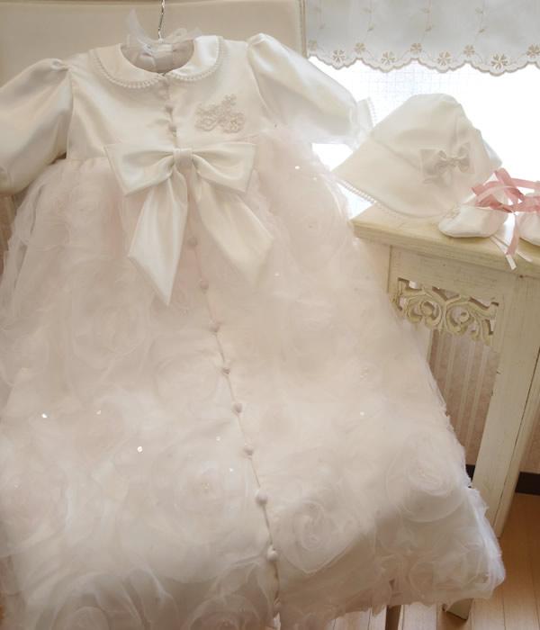 ドレスリメイク ベビードレス