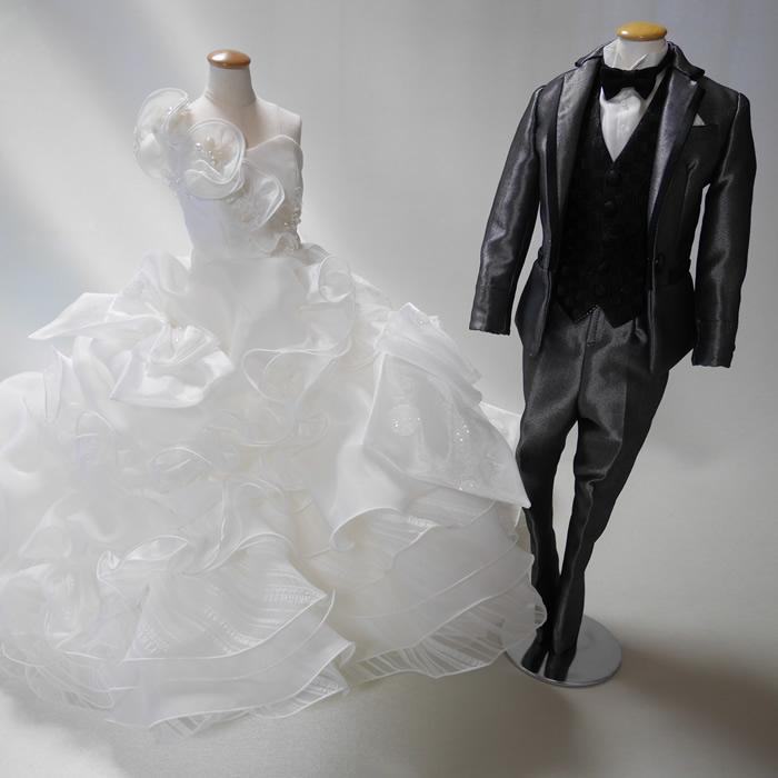 ドレスリメイク ミニチュアドレス