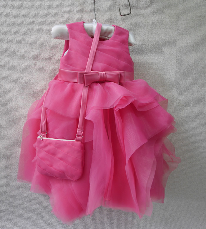 カラードレスのリメイク