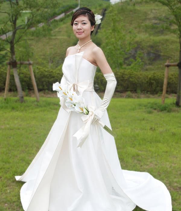 ウエディングドレス ジャパニーズクール【雅(みやび)】