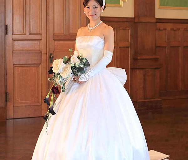 ウェディングドレス【美の祭典】
