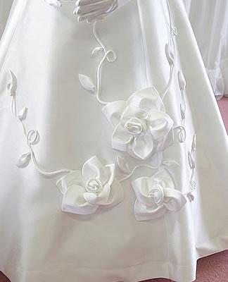 エレガントローズドレス