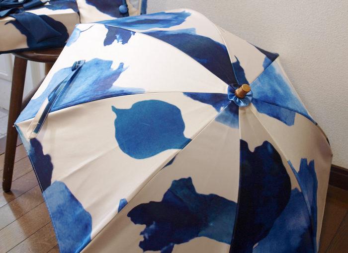 ドレスリメイク 日傘